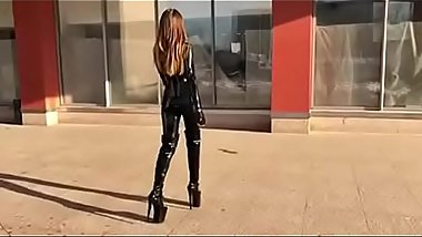 Teen latex outdoor