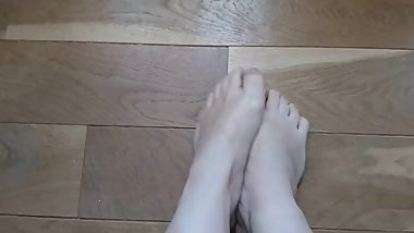 Sexy Foot Touch