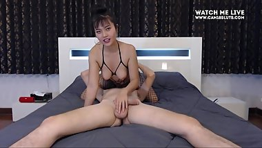 Real Asian Amateur Facesitting - www.cam18sluts.com