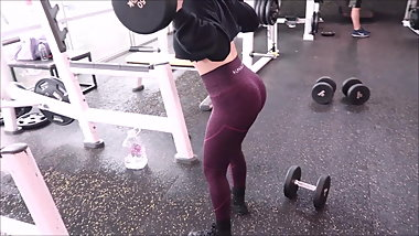 Narr - Workout in leggings EP.2