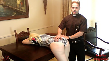 A Taste of Spanking the Harlot Part 2