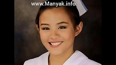Cute Pinay Nurse Scandal Nude Solo