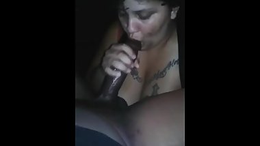 BEST BLOWJOB from country thot