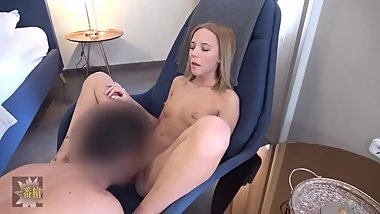 Cute European Girl (Hungarian) Creampie