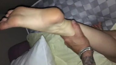 Late night fuck with my girlfriend