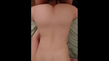 Just a quick vid of me getting fucked