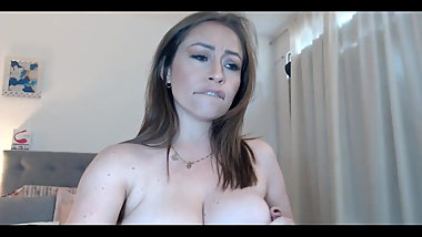 Sexy Hot Milf Fuck Her Ass Hole On Cam
