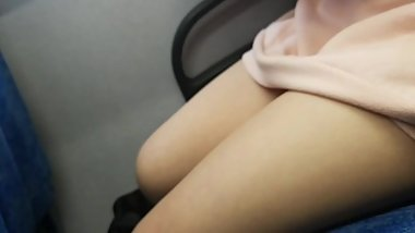 My Japanese Girlfriend Legs Vouyer -SexyCoupleLovers