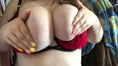 Big Tit Teen Undressing