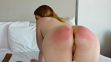 Spanked, Strapped, and Grounded!