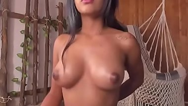 Asian Teen Has Perfect Tits On Webcam