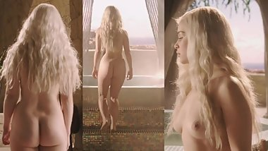 All of Emilia Clarke's plot in Game of Thrones S1-S7, at highest vid qualit