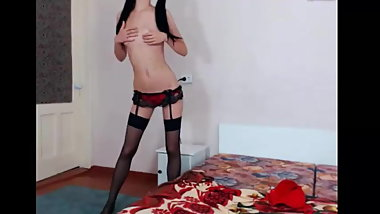 Sexy tiny little girl on webcam Sexydelli4u