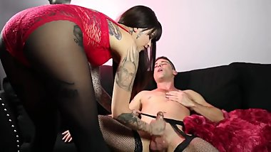 Teased and Milked by Leigh Raven