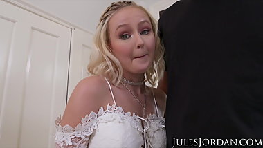 Jules Jordan - Teen Natalia Queen's First Interracial