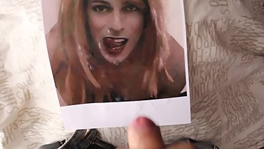 Bunnie Bellatrix cum tribute 2