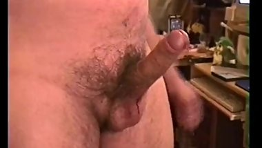 My penis from soft to hard