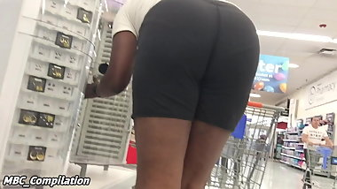 Mega Compilation 4 black booty