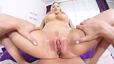 preggo nathaly heaven rough pov fucked