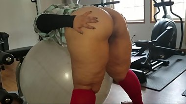 Young school girl with a beautiful big ass loves to fuck.