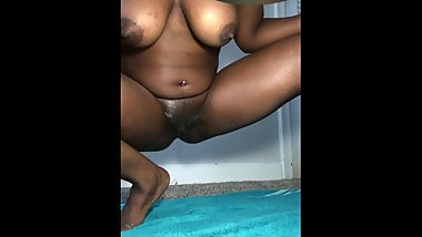 Cum for me While I squirt for you Daddy!