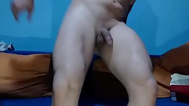 this 19 year old gets BRUTALLY fucked and he films it