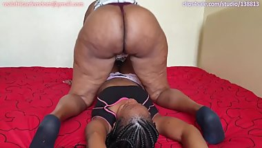 Tameka ass suffocation