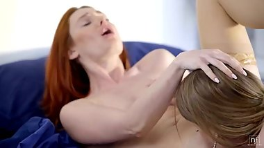 Daisy and Lacy love playing around - nubilefilms