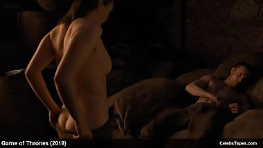 Maisie Williams Nude And Sex Scene From Game of Thrones