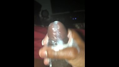 BBC Chocolateking Alien Cum 4  for Latina Teen