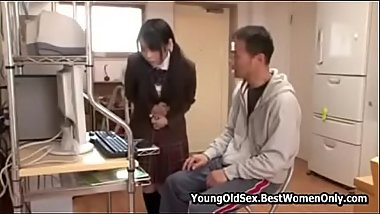 Japanese Teacher Private Sex Lesson Teen And Mommy YoungOldSex.BestWomenOnly.com &lt_-- Part2 FREE Watch Here