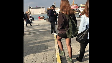 Turkish Shiny Pantyhose 6