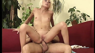 Blonde german Teen Anal