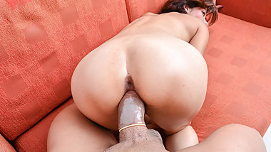 LETSDOEIT - Little Colombian Babe Gets Ger Big Ass Plowed