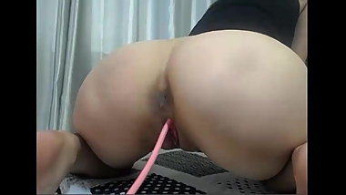 Asian sexy tiny little girl on webcam Miasakura