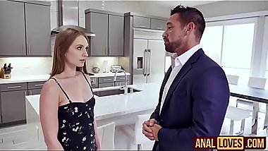 Daisy Stone in Cum Seals the Deal