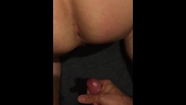 Teen cheats on gf with daddy raw