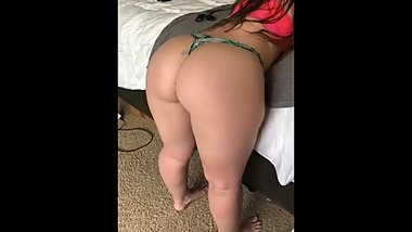 Big ass just ready to get fucked