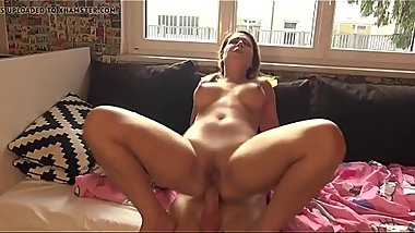 Hot German Teen Gets Fucked In Her Tight Ass